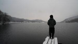 松田壯統「雪の裏側」